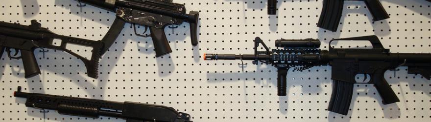 Le casse tête américain du port d'arme