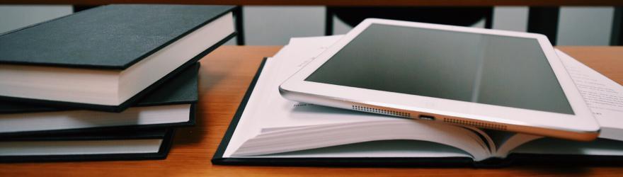 Au lycée, la tablette efface le papier