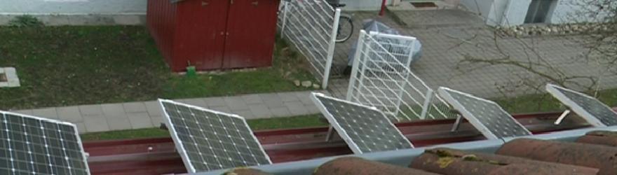 Le photovoltaïque plein les yeux
