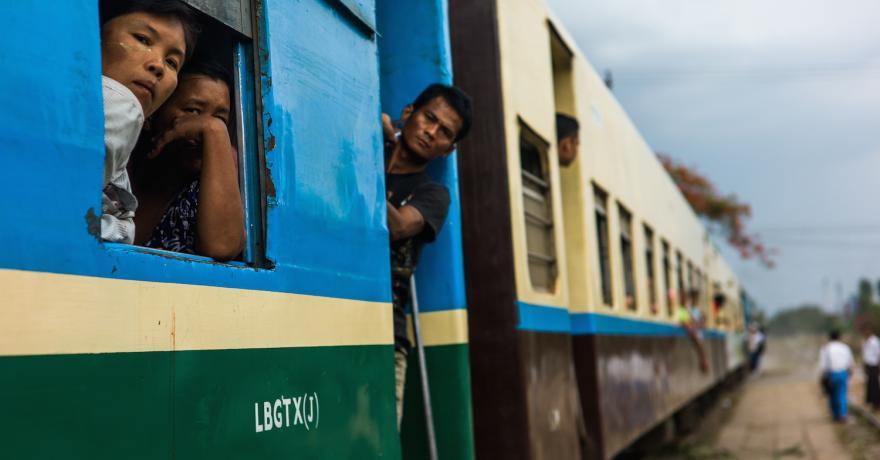 Birmanie, les voies de la démocratie