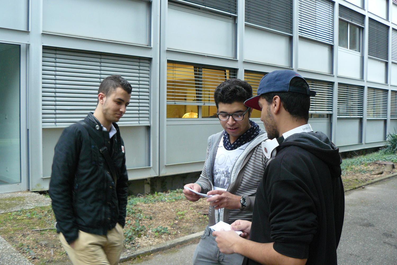 Les étudiants de la liste Acrus souhaitent eux responsabiliser les étudiants.