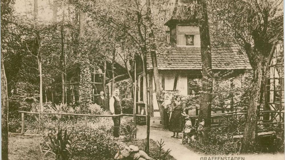 Le restaurant Zum Wasserrädel. Photo DR