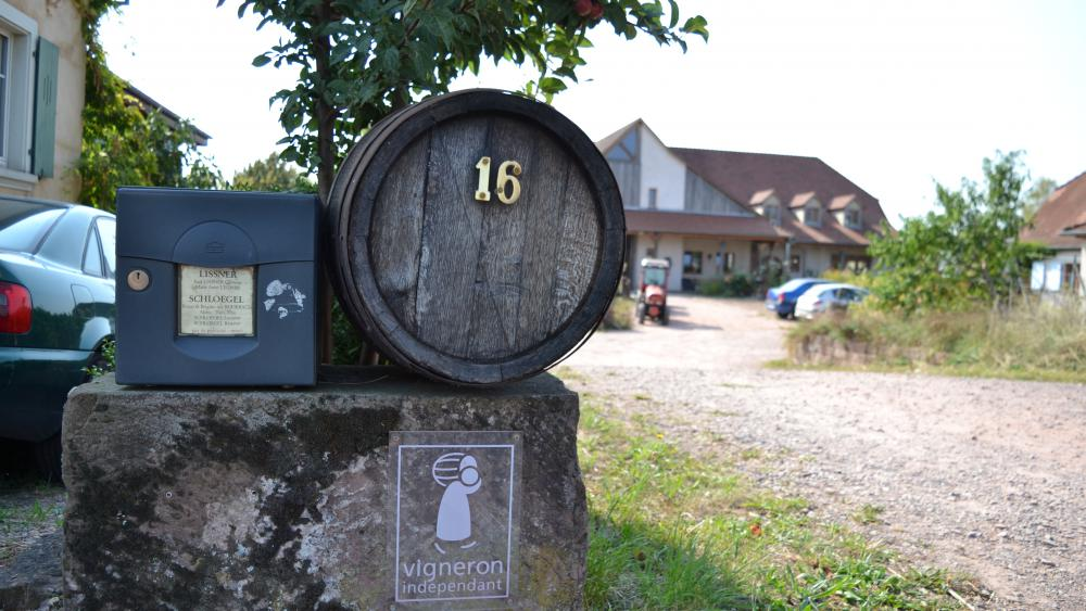 Le domaine Lissner a été fondé en 1840 par les descendants d'une famille juive-polonaise, venue s'installer en France