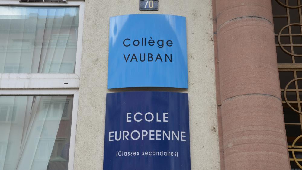 La cohabitation entre Vauban et l'école, débutée en 2008, se poursuivra encore deux ans.