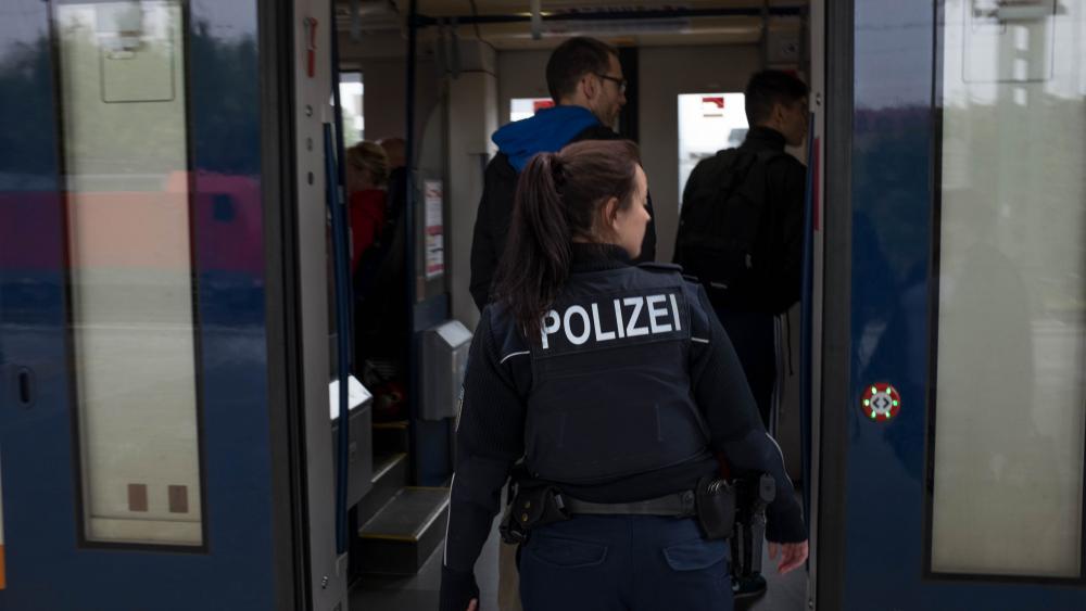 Les trains qui effectuent la liaison entre la France et l'Allemagne sont eux aussi surveillés.