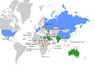 Armement mondial: le prix de la sécurité