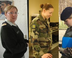 Commander au féminin