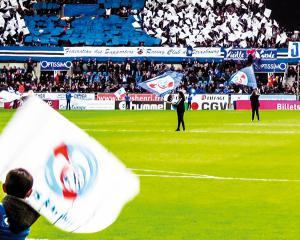 Le racing face aux enjeux de la Ligue 1