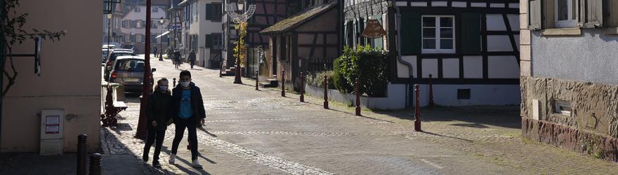 Dans le Vieux Schilick, réinventer l'esprit village