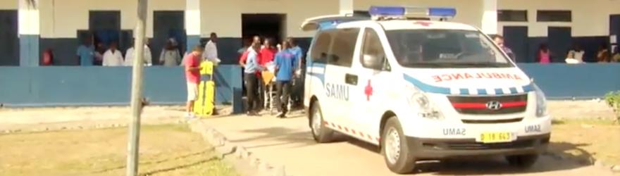 Attaque terroriste en Côte d'Ivoire