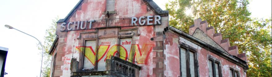 Rue du Port-du-Rhin : Les derniers témoins d'un passé révolu