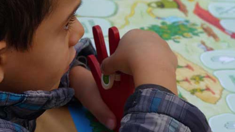 Pour gagner, il fallait collecter cinq bagues, une pour chaque doigt de sa main.