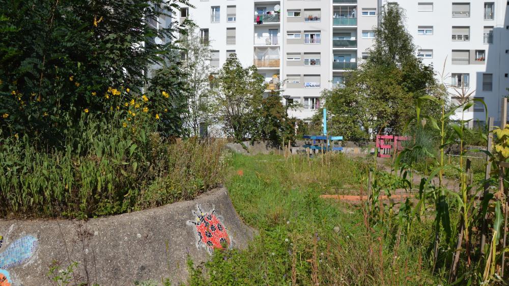 Totems, mosaïques, sculptures : les habitants ont décoré leur jardin avec des artistes
